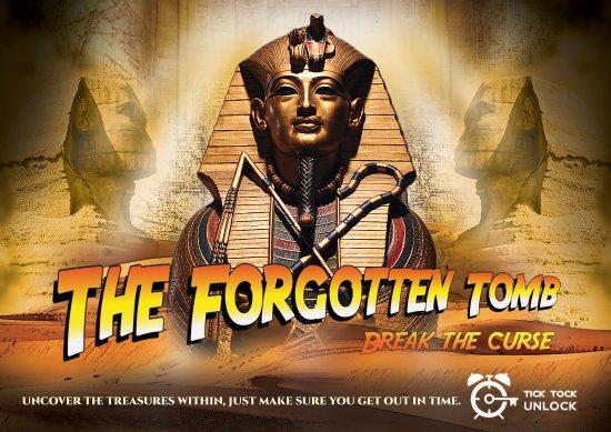 Tick Tock Unlock: The Forgotten Tomb