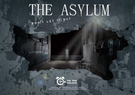 Tick Tock Unlock: Asylum