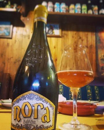 Cori, Italie : Buona carne, buona birra, il zoo è molto simpatico, ma che chiedere di più???