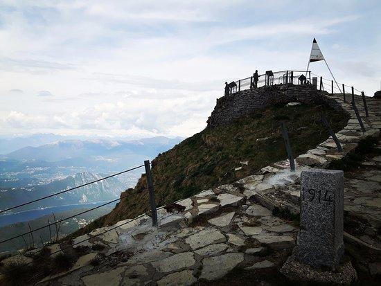 Canton of Ticino, Switzerland: La vetta