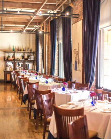 Coco Pazzo Dining Room
