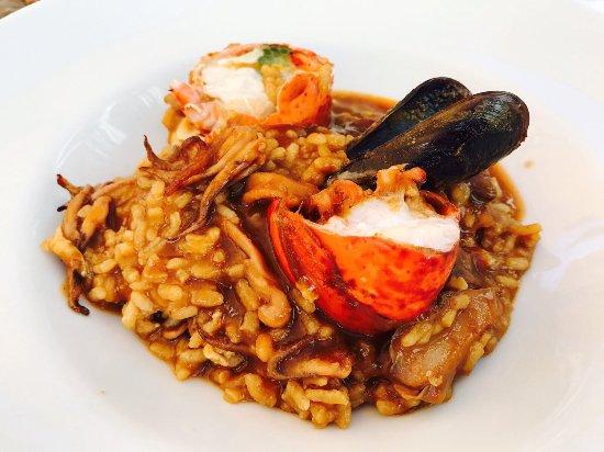 Sallent, สเปน: Restaurante La Sala
