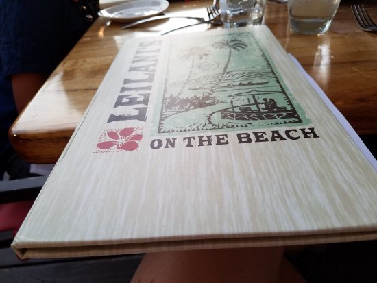 Leilani's On The Beach: 20170415_184034_large.jpg