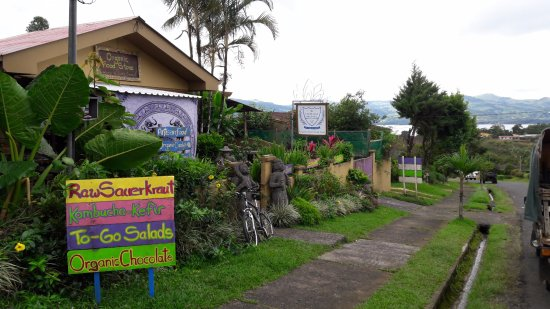 Nuevo Arenal, Costa Rica: Tienda