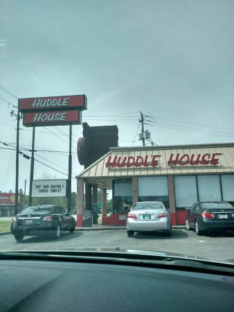 ‪‪Kingstree‬, ساوث كارولينا: Huddle House, Kingstree‬