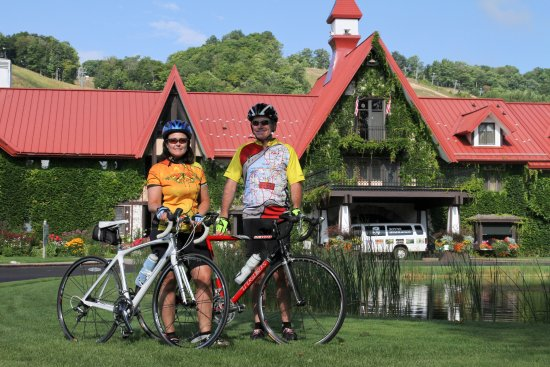 Harbor Springs, MI: Resort Biking