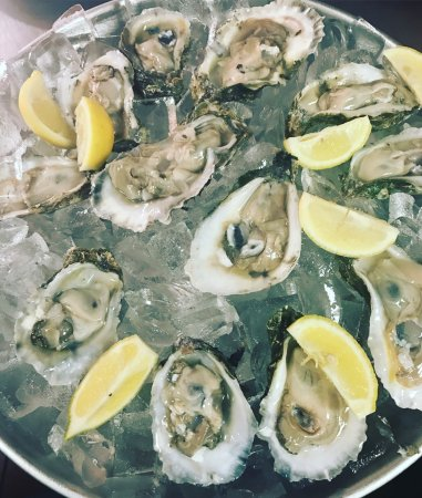 Hapeville, GA: Oyster on the Half Shell