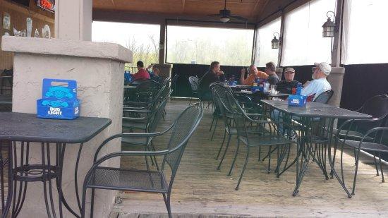 Waynesville, OH: Outside Patio
