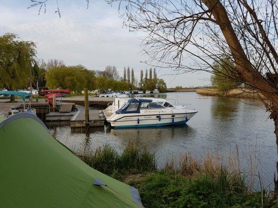 Burgh St Peter, UK: Angler's Corner