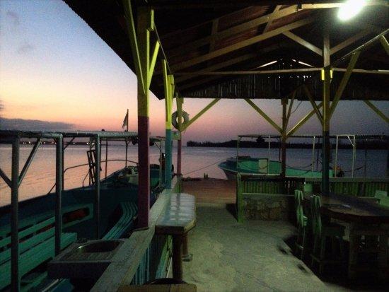 Glistening Waters Luminous Lagoon Tour: En attente pour partir