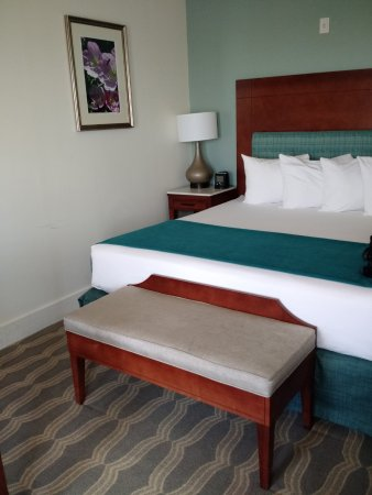 Lake City, SC: Very nice bed
