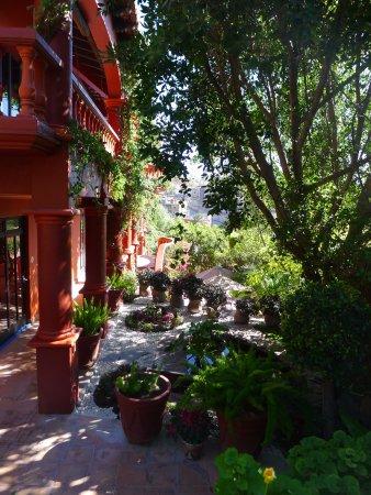 Casa Puesta Del Sol Picture