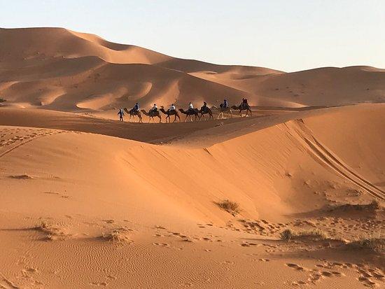 Trilho Salama Day Tours: Deserto de Merzouga
