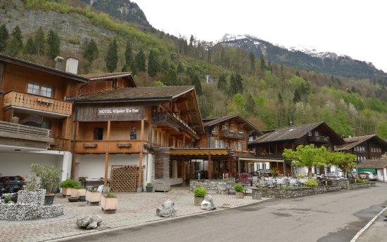 hotel restaurant chalet du lac picture of chalet du lac iseltwald tripadvisor