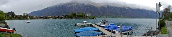 Iseltwald, Zwitserland: Vu sur le lac
