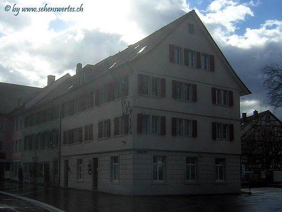 Buelach, Suiza: Storchen Bistro