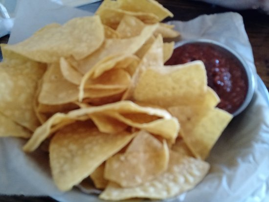 Travelers Rest, Carolina del Sur: Chips and Best Ever salsa!