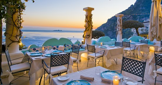 Terrazza Cele Positano Menu Prices Restaurant Reviews
