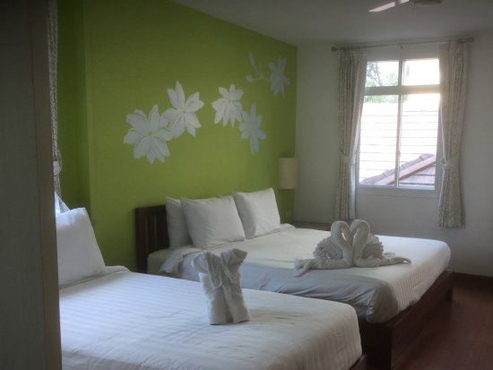 Bussaba Bangkok: Chambre triple