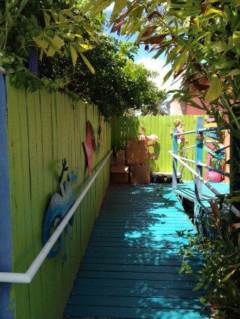 Placida, Floryda: The Albritton Gallery, handicap accessible