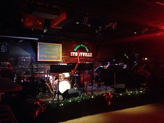 Picture of happy jazz club storyville helsinki for Kiila food bar 00100 kalevankatu 1 helsinki suomi