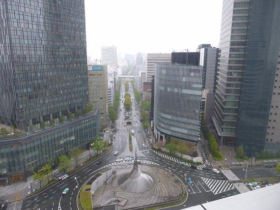 Nagoya marriott associa hotel 15th floor lobby area for 15th floor