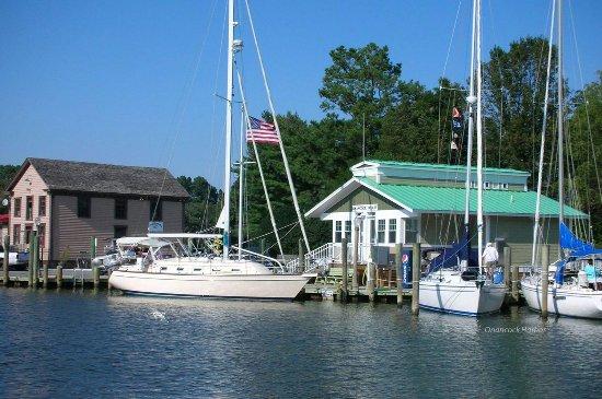 The Inn at Onancock: Onancock Wharf