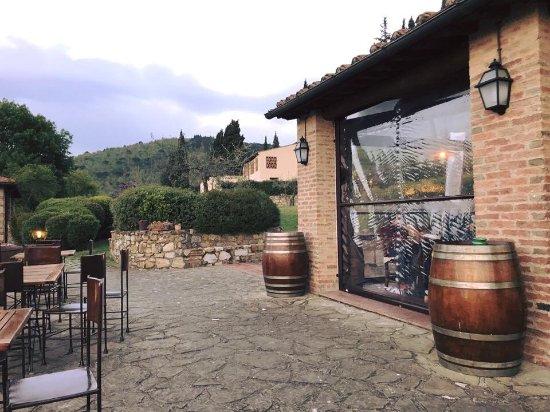 Montefiridolfi, Italië: Fonte de' Medici