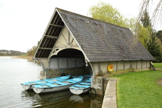 Glaslough, Irlanda: Boat House