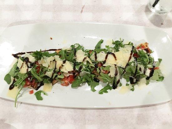 Crofton, MD: Bruschetta appetizer