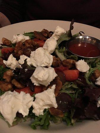Champaign, IL: salad