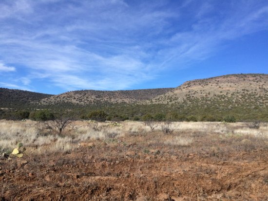 Cottonwood, AZ: This is part of Black Mountain.