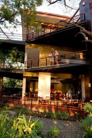 Hotel Bosque del Mar Playa Hermosa: Edificio principal / Main Building