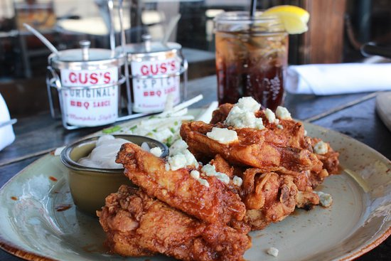 South Pasadena, CA: Chicken Wings