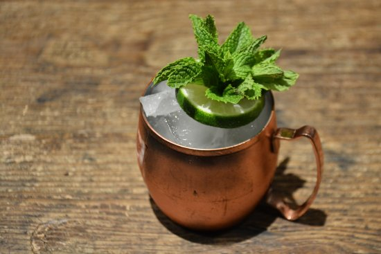 South Pasadena, Californië: Moscow Mule