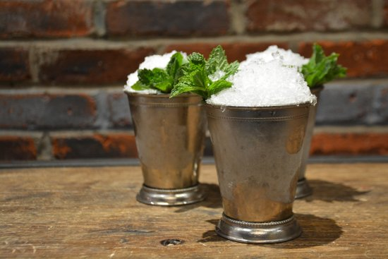 South Pasadena, CA: Mint Julep