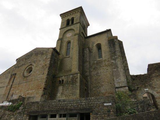 Saint-Hilaire, Prancis: Exteriores