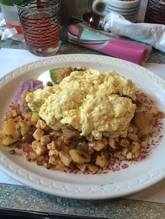 Vineyard Haven, MA: The best breakfast I ever had!