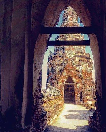 Αγιουτχάγια, Ταϊλάνδη: Chai Wattanaram Temple