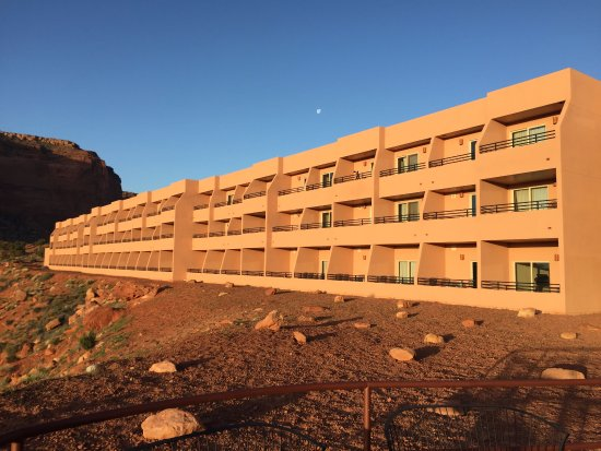 The View Hotel At Monument Valley