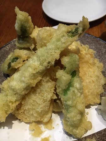 Kingsford, Australia: tasty tempura