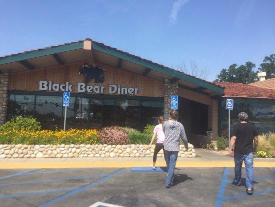 Tulare, Kaliforniya: Side entrance