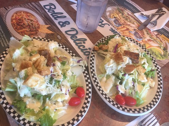 Tulare, Californien: Side salad