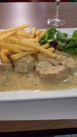 Campanile Saint-Brieuc-Langueux Restaurant