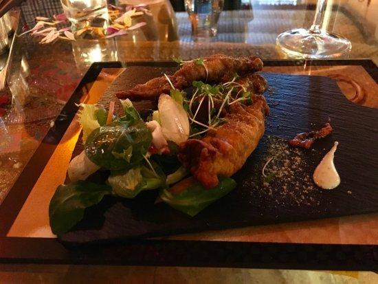 Fish amritsari starter picture of indiana cuisine for Amritsari cuisine