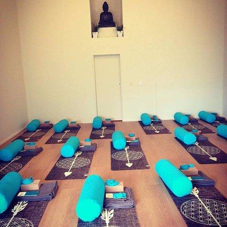 Whangamata, Nueva Zelanda: Inspire Wellness Yoga Studio