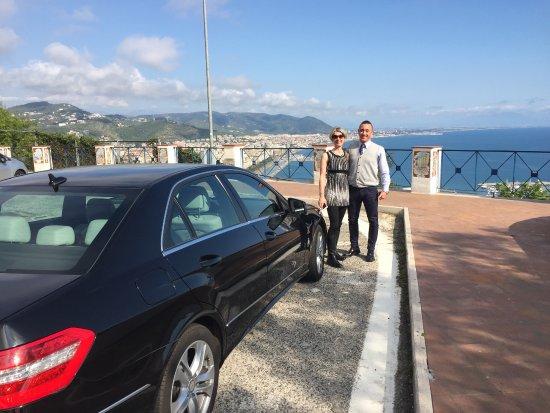 Benvenuto Driver Private Day Tours: With Giovanni along the Amalfi Coast