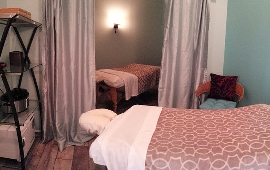 Surf City, Carolina del Norte: Massage suite