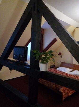 Cloister Inn Hotel : Интересный интерьер