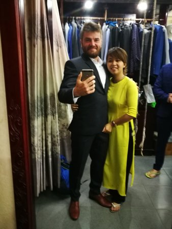 Bao Diep Tailor: Thank you Mimi!!